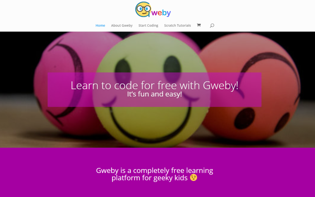 Gweby: My Latest Project
