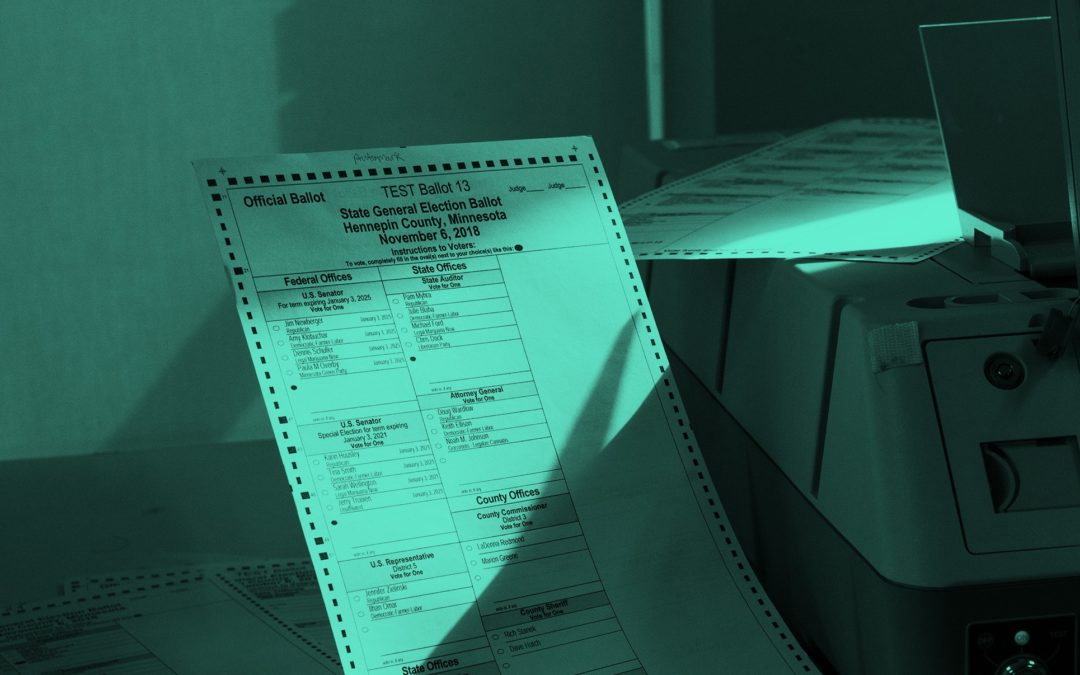 How to Hack an Election (Without Touching the Machines)