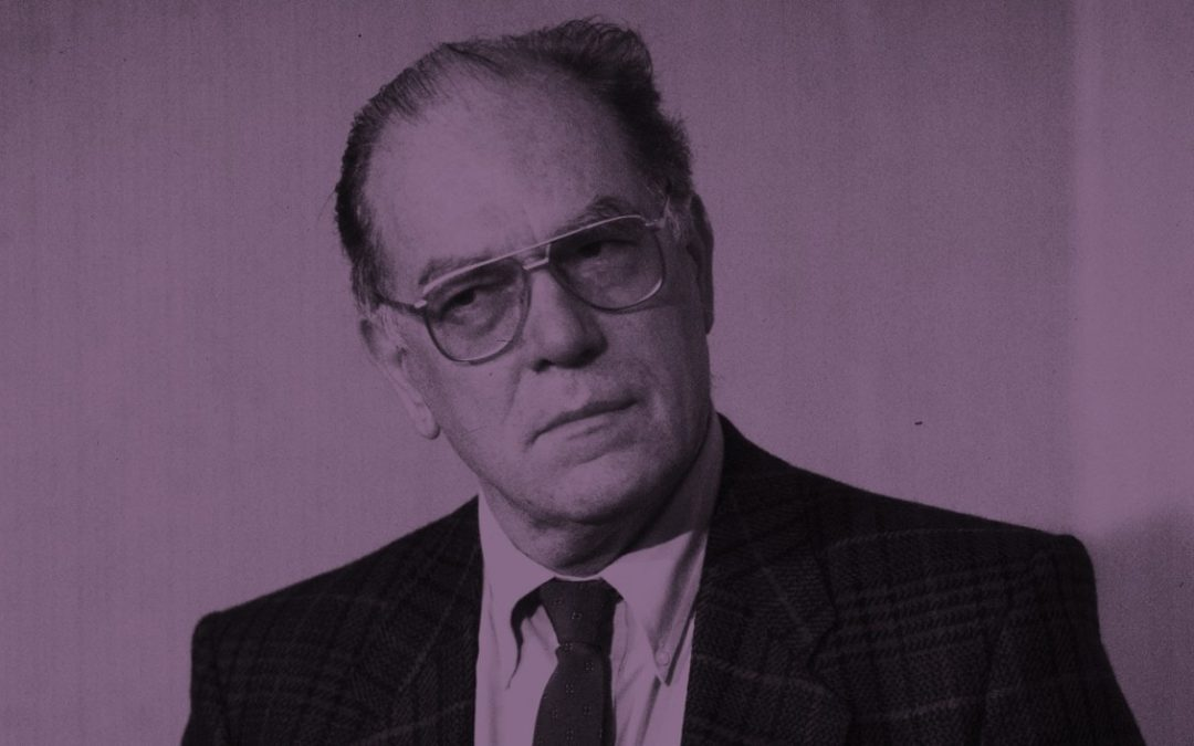 Before There Was Internet Paranoia, There Was Lyndon LaRouche