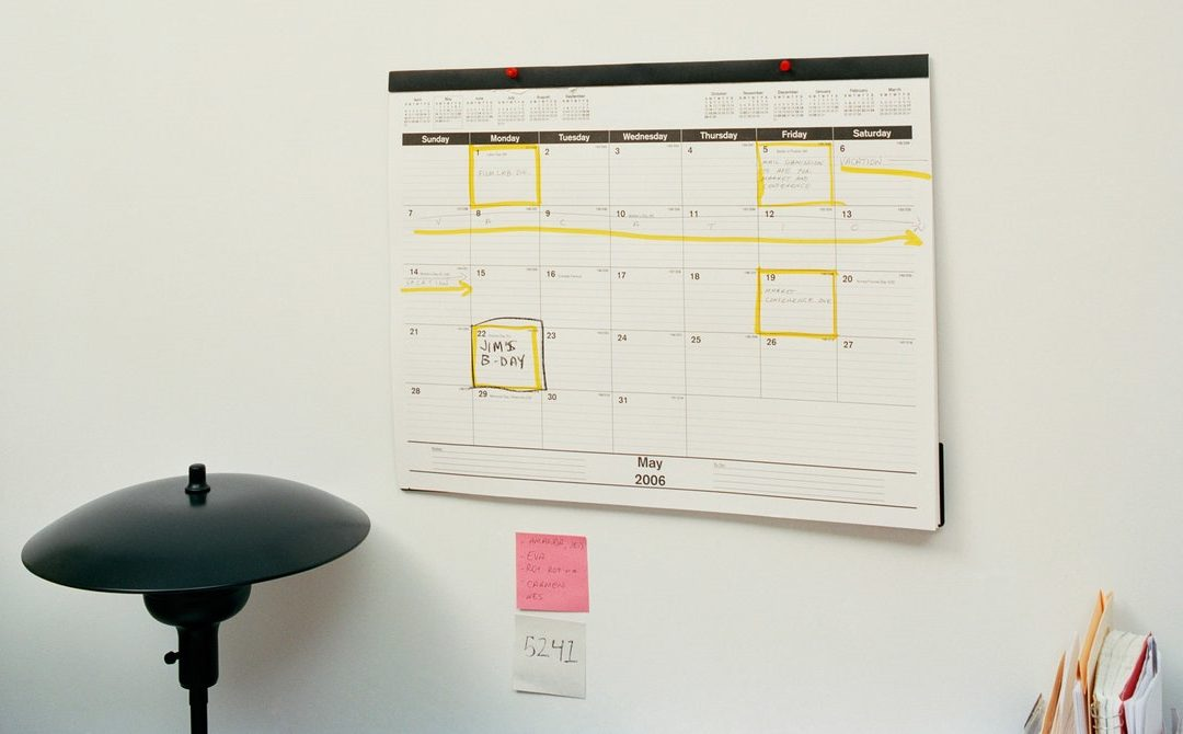 Don't Be Weird About Your Calendar Settings