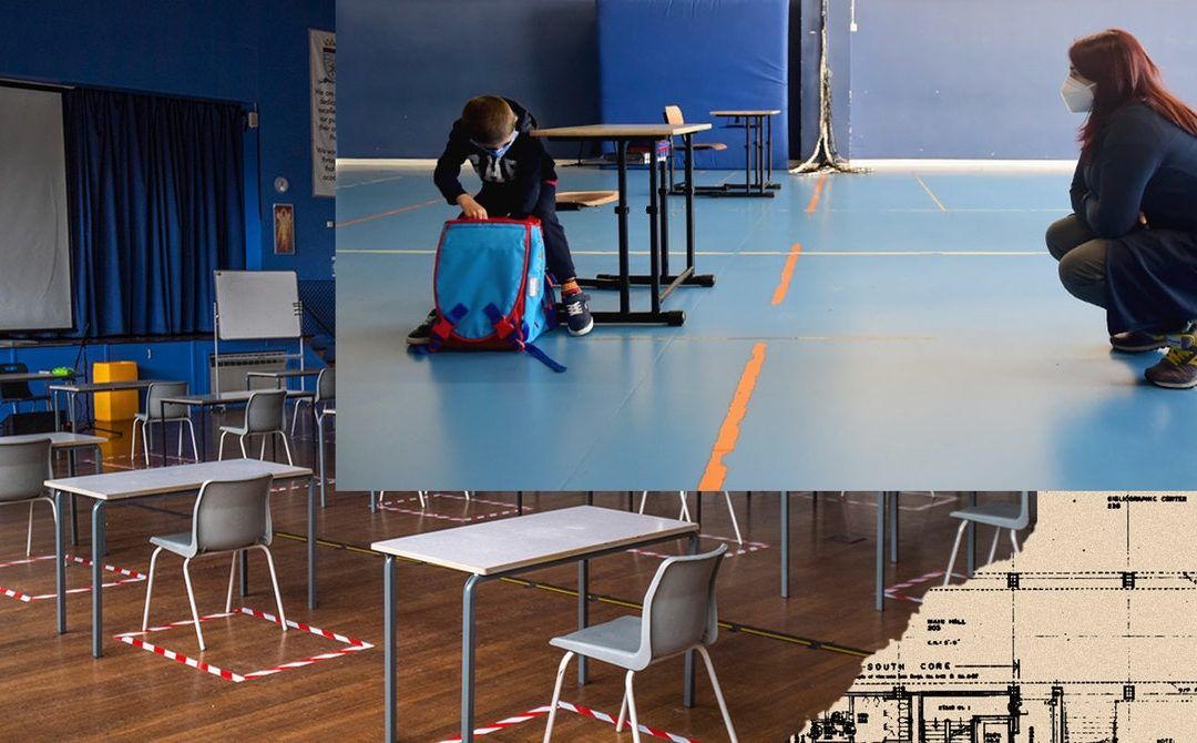 44 Square Feet: A School-Reopening Detective Story