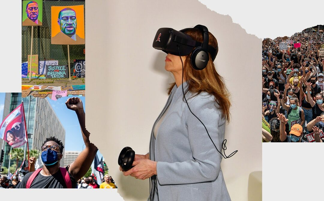 VR Trainings Are Not Going to Fix Corporate Racism